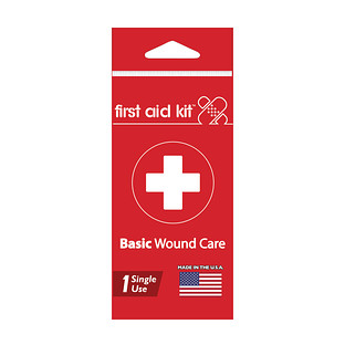 On the Go First Aid Kit