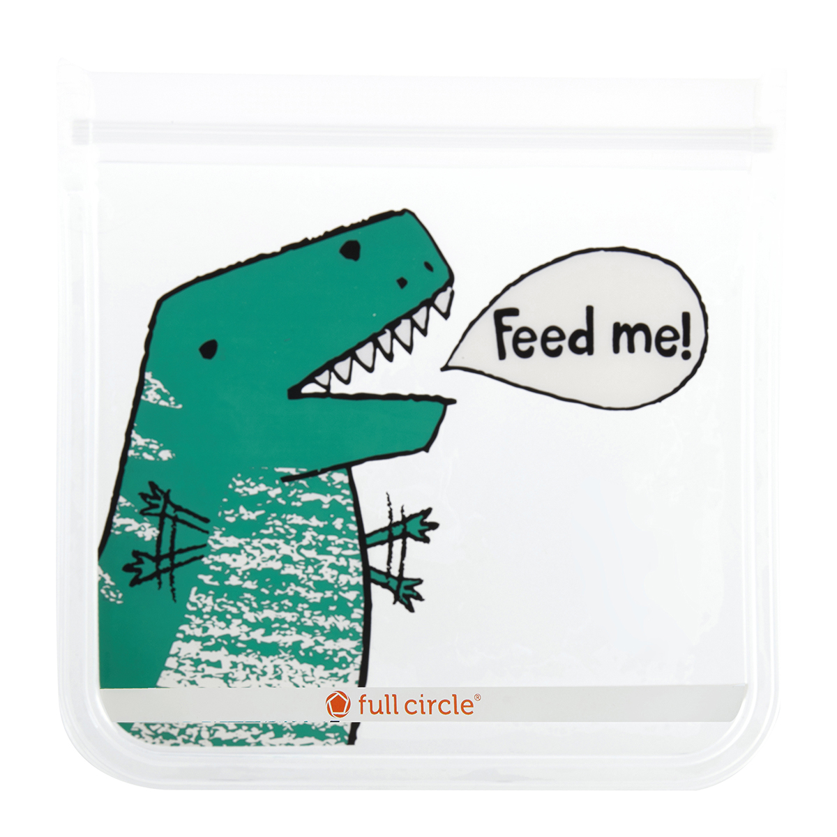 Full Circle Reusable Feed Me Sandwich Bags
