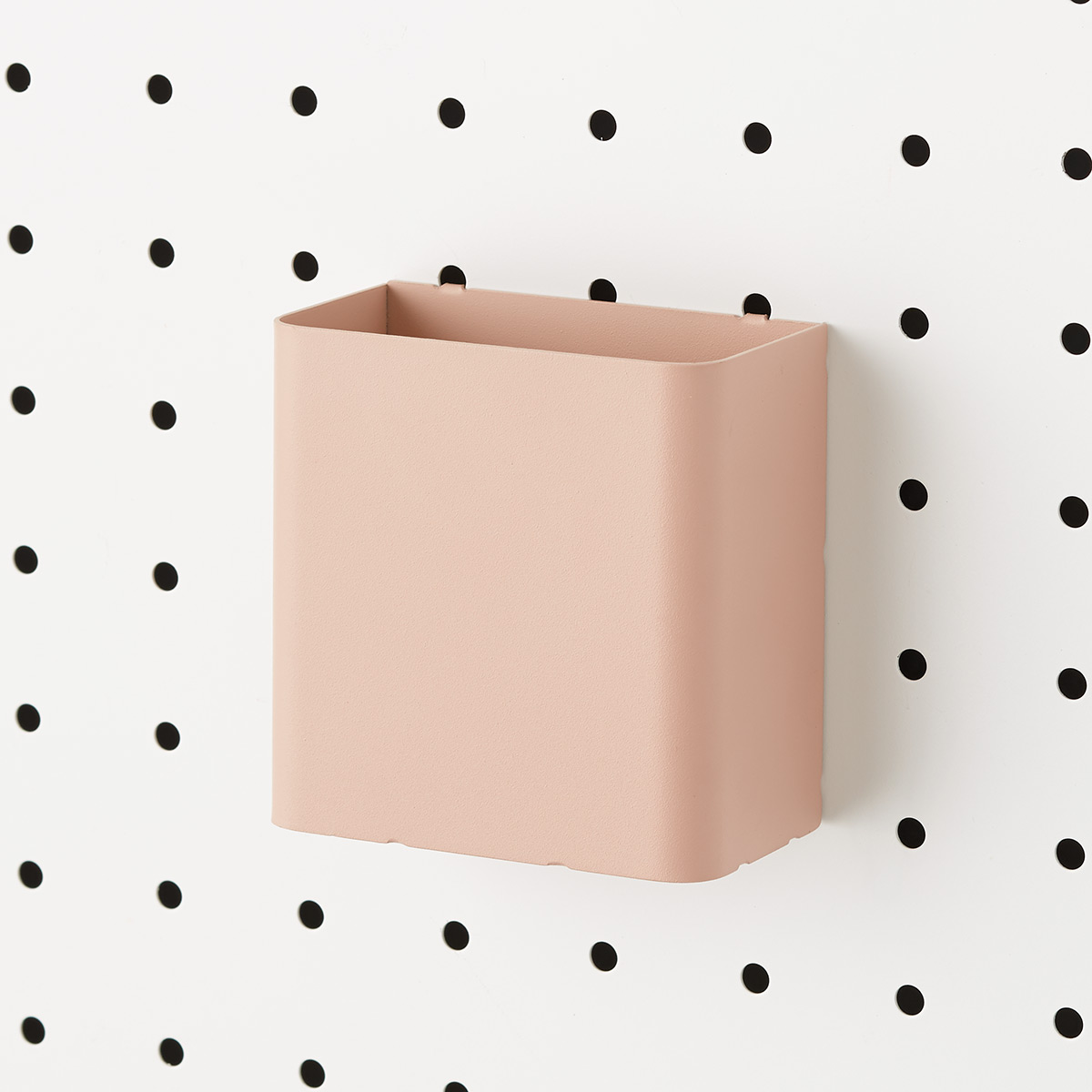 Blush Bello Pegboard Pen Cup