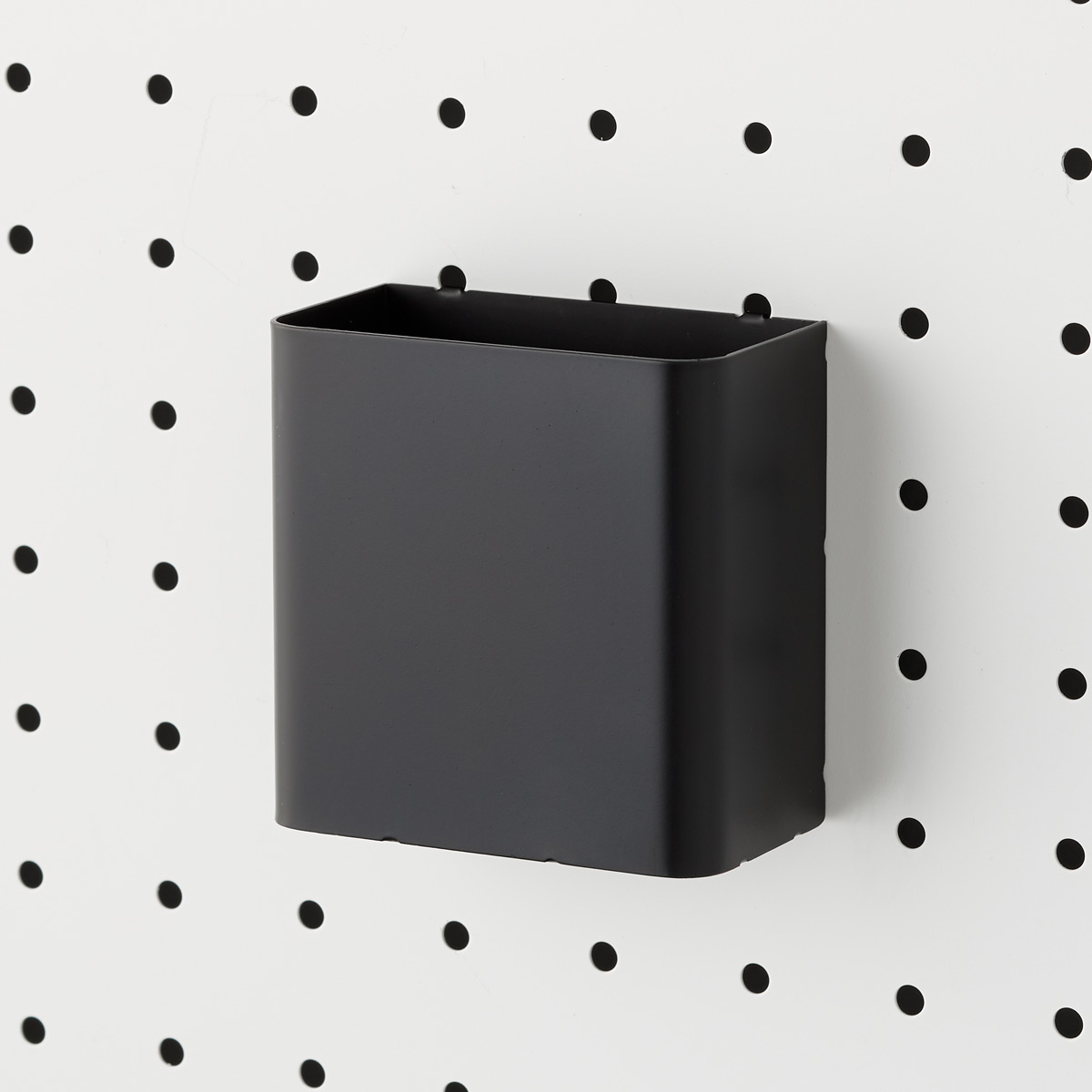 Black Bello Pegboard Pen Cup