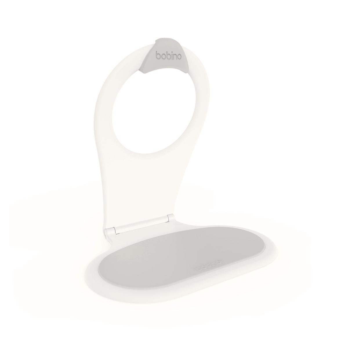 bobino Cream Folding Phone Holder