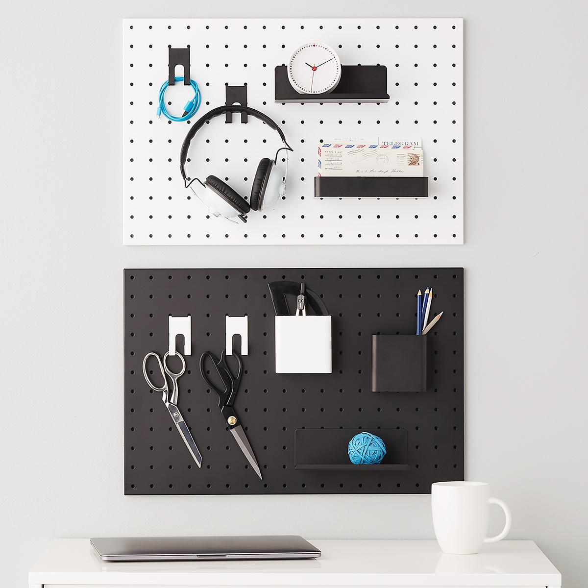 Bello Pegboard System Components