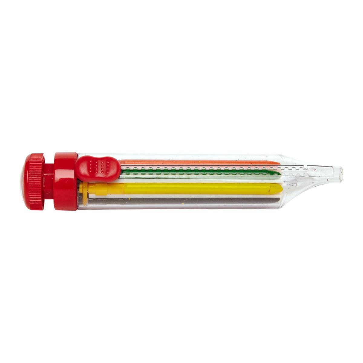 Multi-Color Crayon Pen