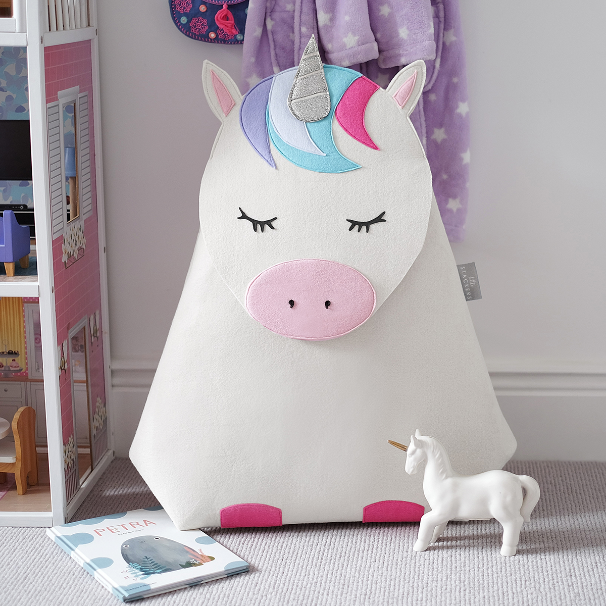 Little Stackers Lola Unicorn Hamper