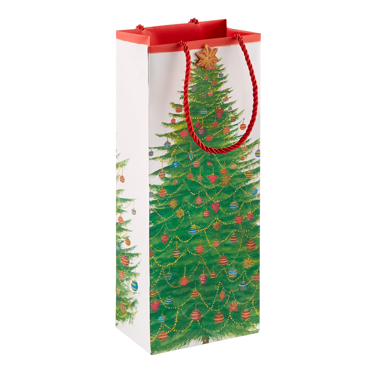 Tree Bottle Tote