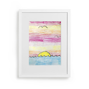 Umbra Artista Kids Art Frame