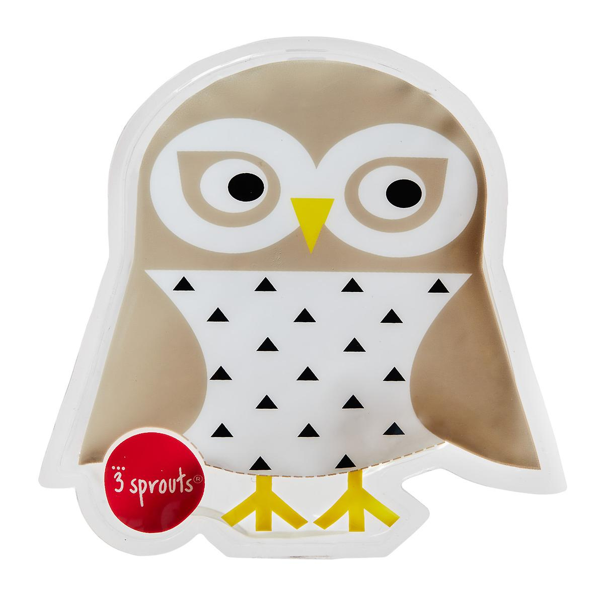 3 Sprouts Owl Ice Pack