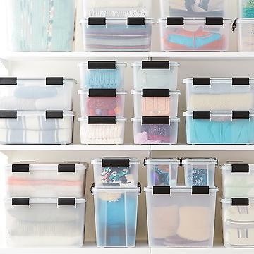 Cases & Bulk Storage