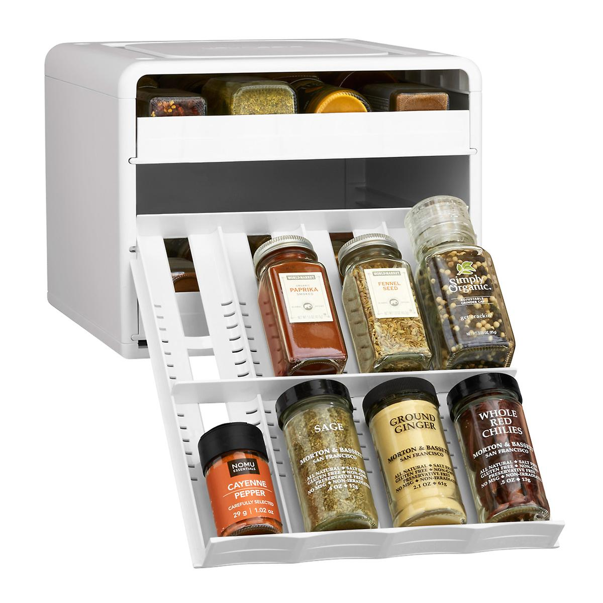 YouCopia 24-Bottle SpiceStack