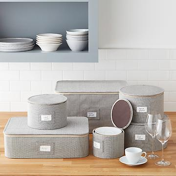 Dinnerware & Serving Storage