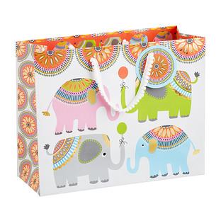 Large Elephant Parade Gift Bag