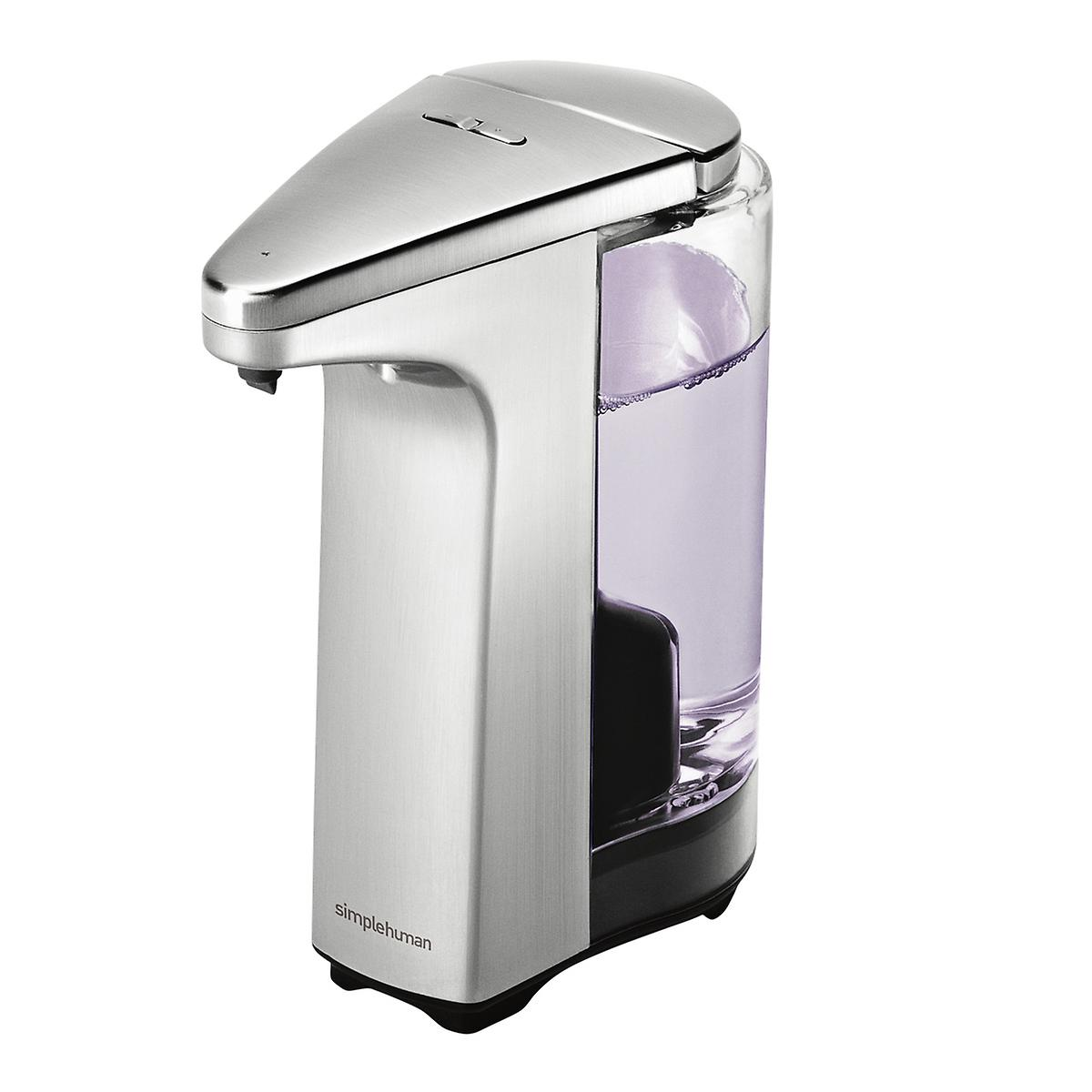 simplehuman 8 oz. Touch-Free Automatic Compact Soap Pump