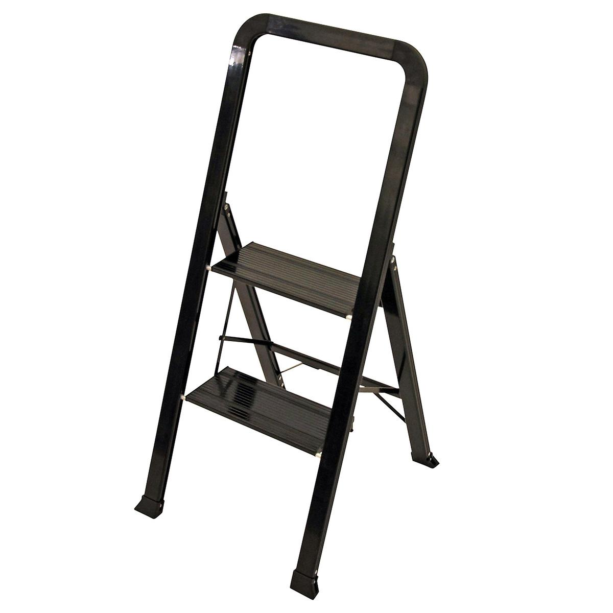 2-Step Black Ladder