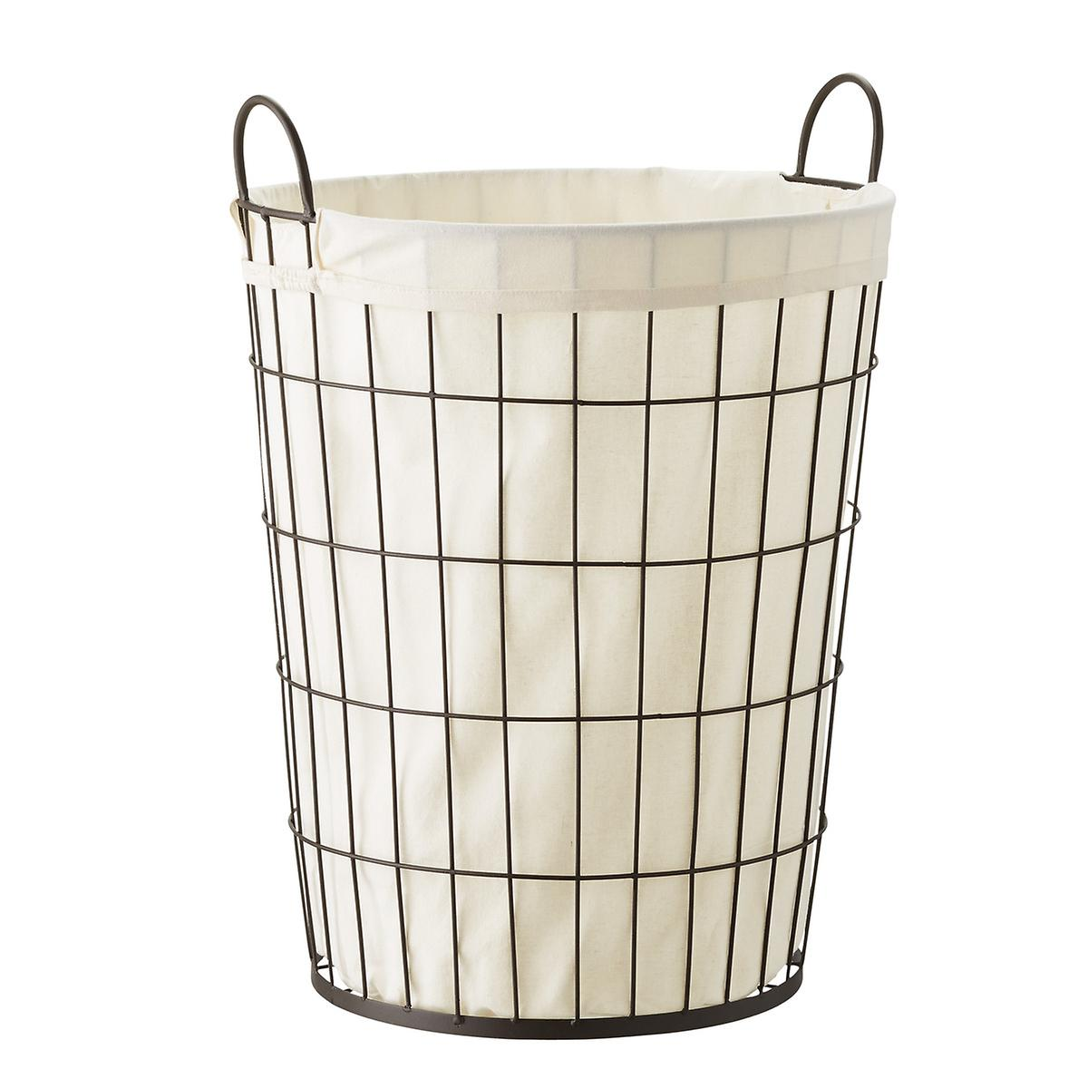 Iron Storage Barrel with Liner