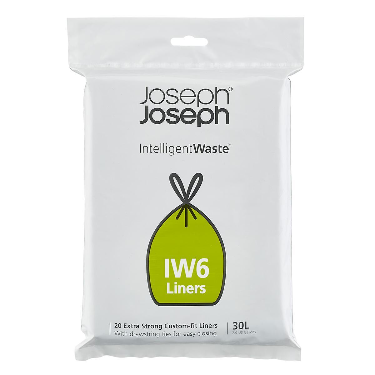 Joseph Joseph 8 gal. Totem Trash Bag Pkg/20