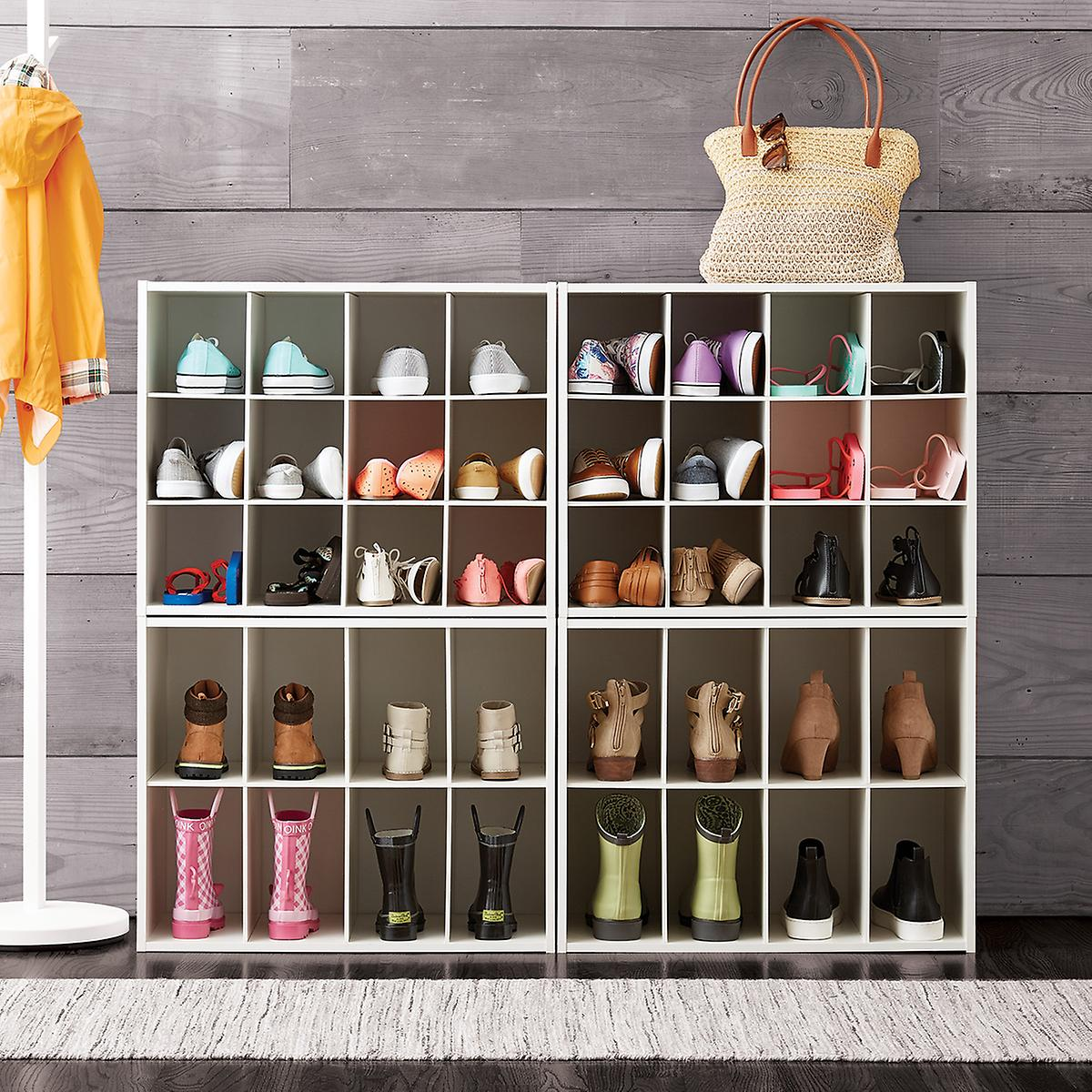 40-Pair Shoe Organizer Starter Kit