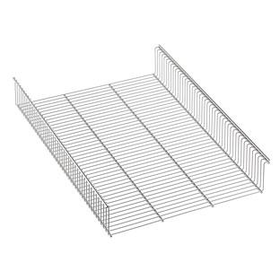 Platinum Elfa Shelf Basket