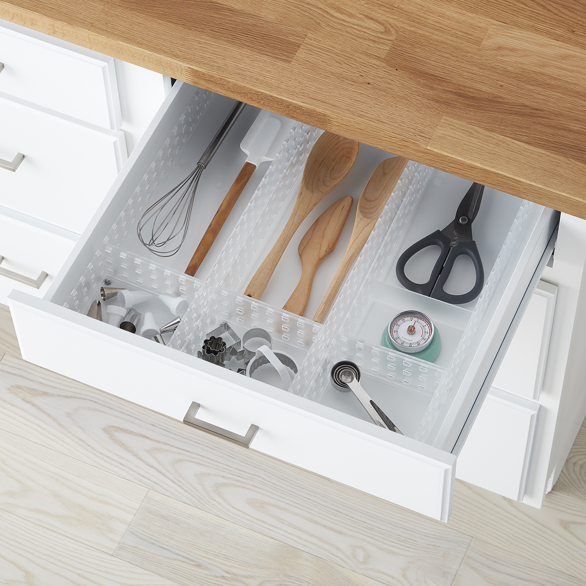 Like-It Drawer Organizer Starter Kit