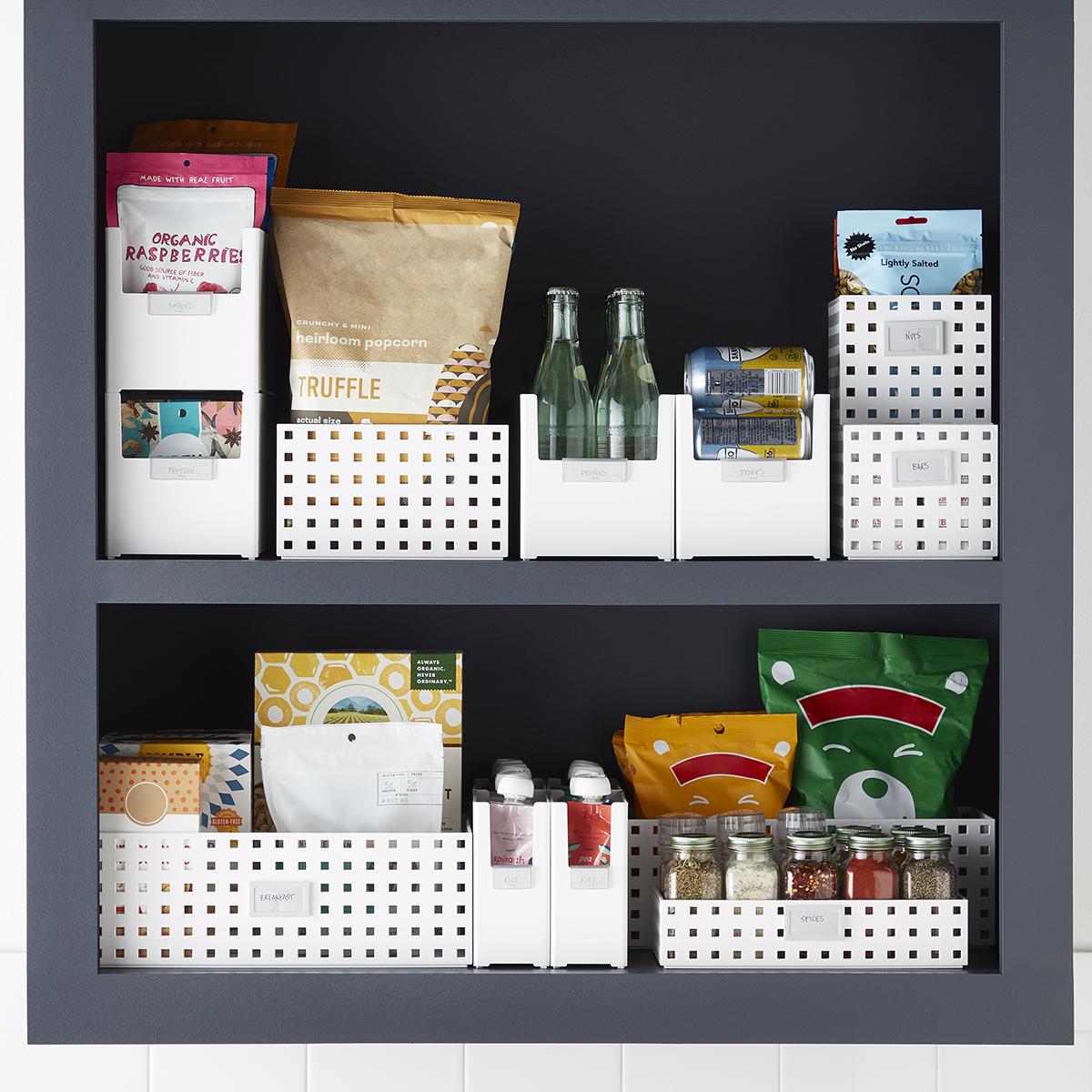 Like-It Bricks & Organizers Pantry Starter Kit