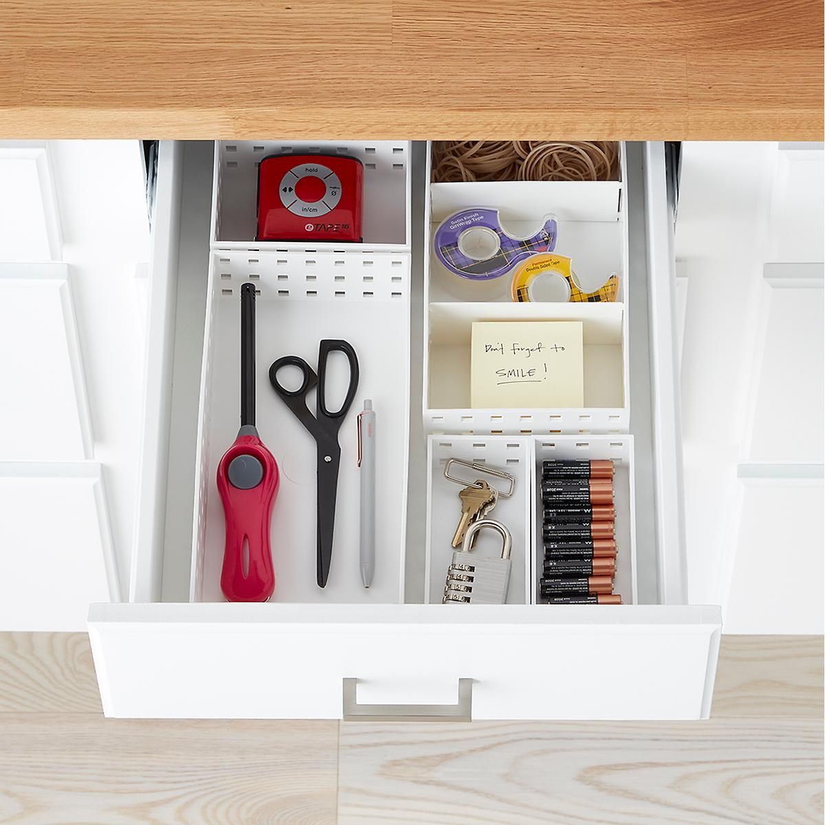 Like-It Junk Drawer Organizer Starter Kit