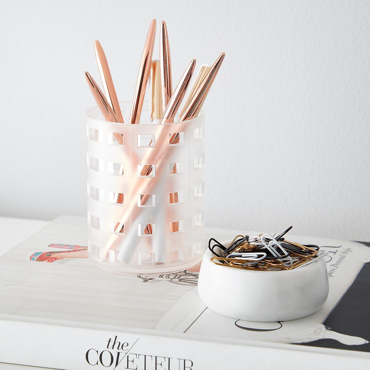 Like-it Bricks Round Pencil Cup