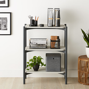 Solagio 3-Tier Shelves