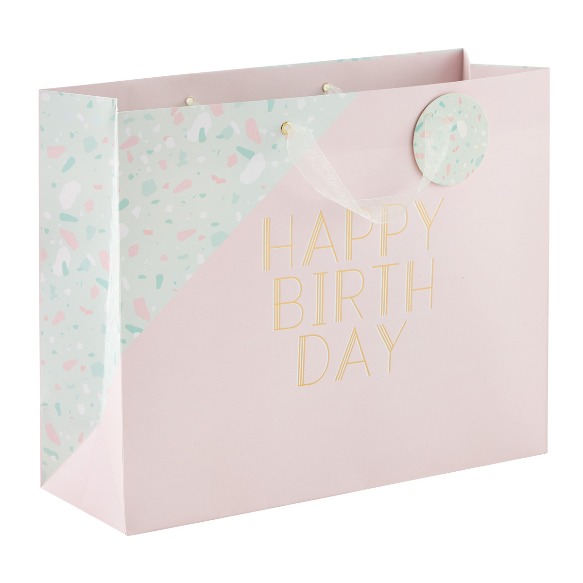 Large Happy Birthday Gift Bag