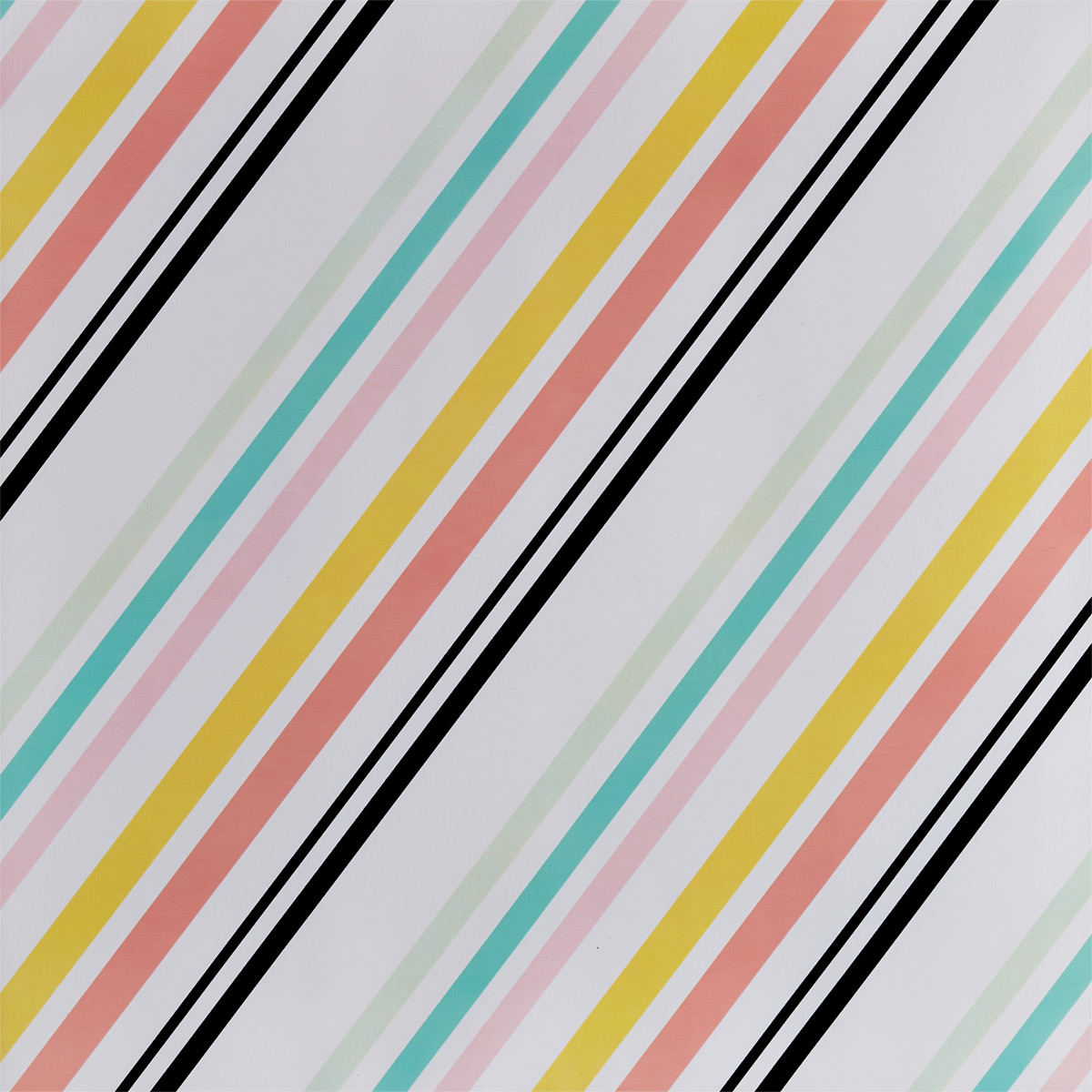 Modern Stripe Wrapping Paper