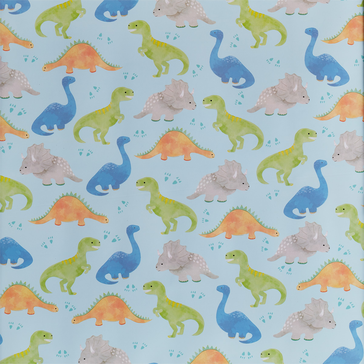 Baby Dinos Wrapping Paper