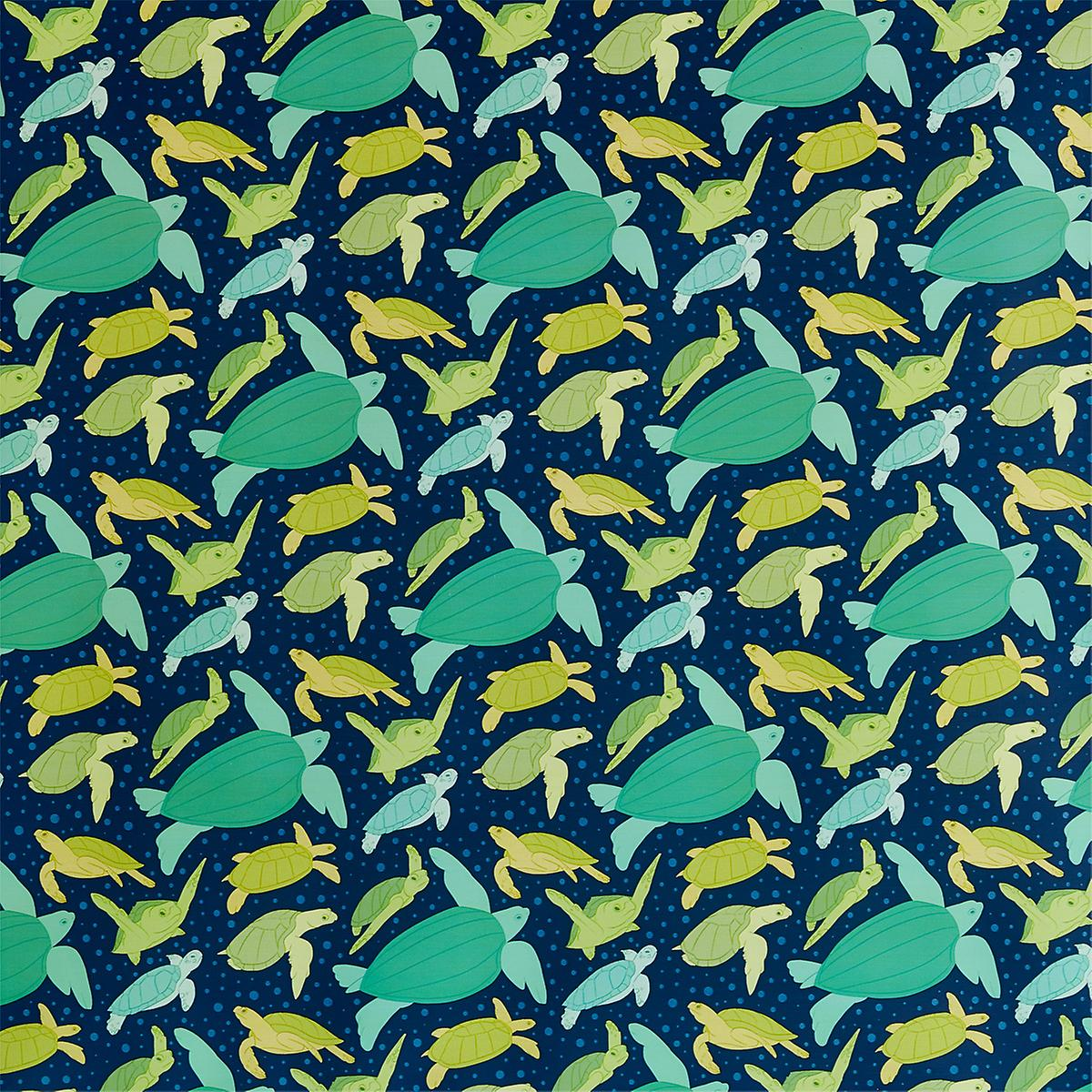 Happy Turtle Wrapping Paper