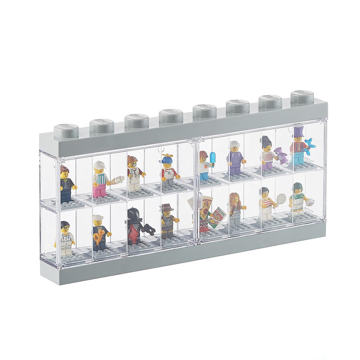 Lego Large Minifigure Display Case