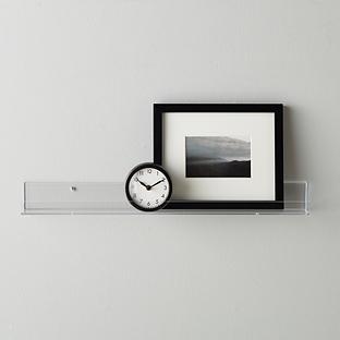 Acrylic U-Shelf