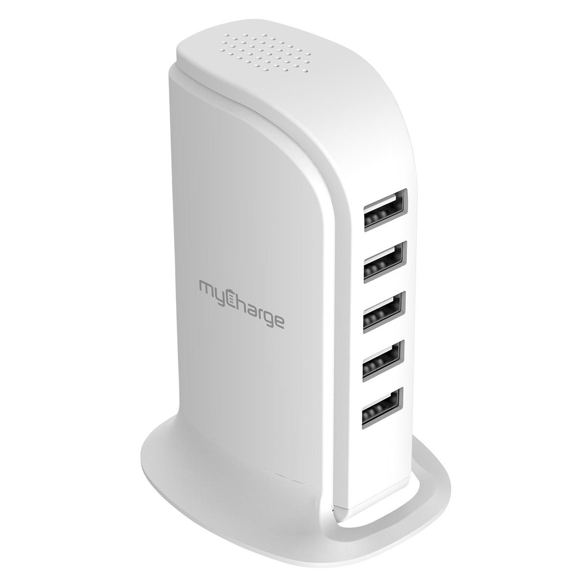 MyCharge Deluxe 5-USB Charging Hub