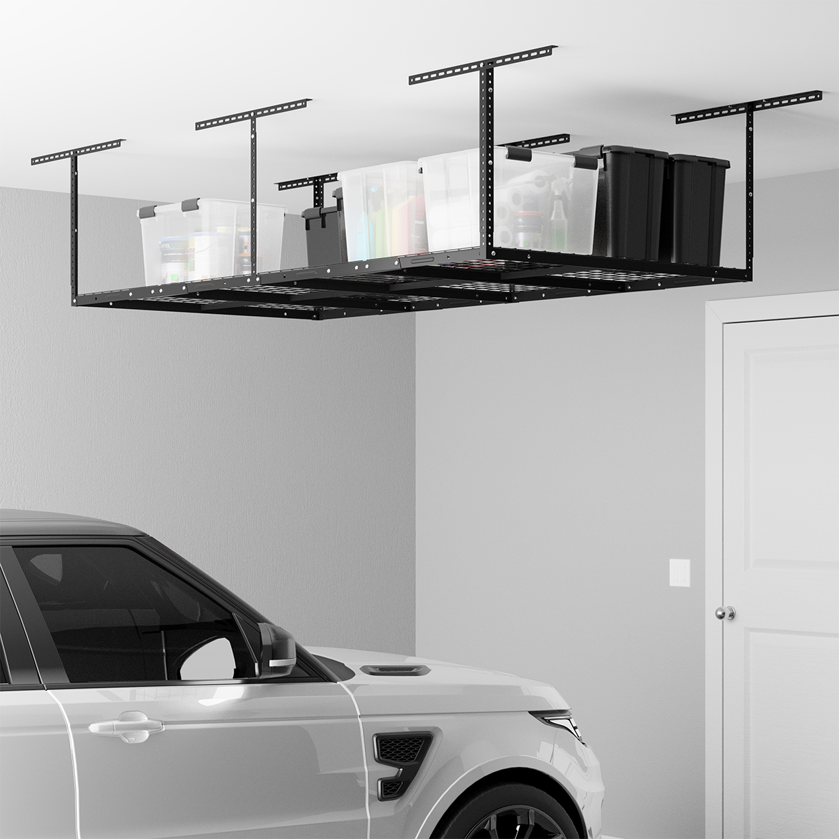 Heavy-Duty Ceiling Rack