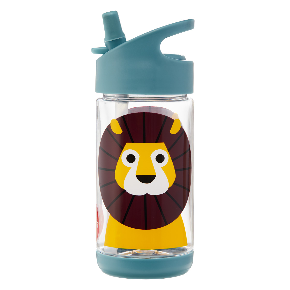 3 Sprouts Lion Water Bottle