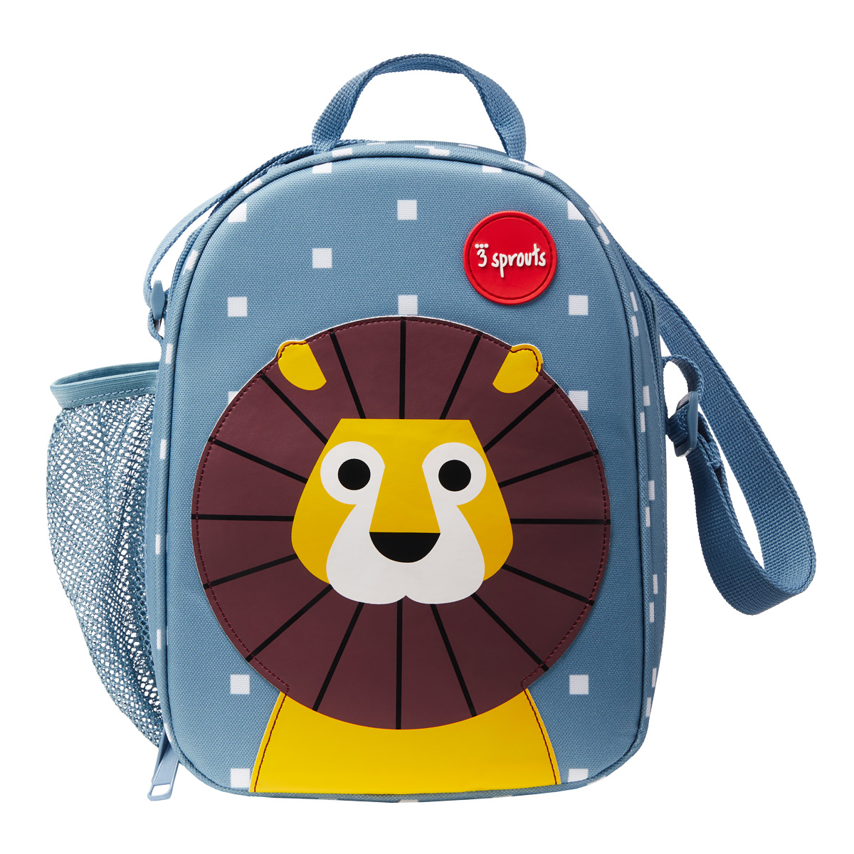 3 Sprouts Lion Lunch Box