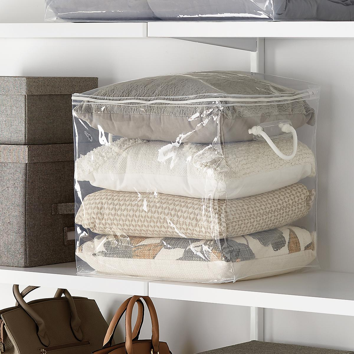 Clear PEVA Storage Chests
