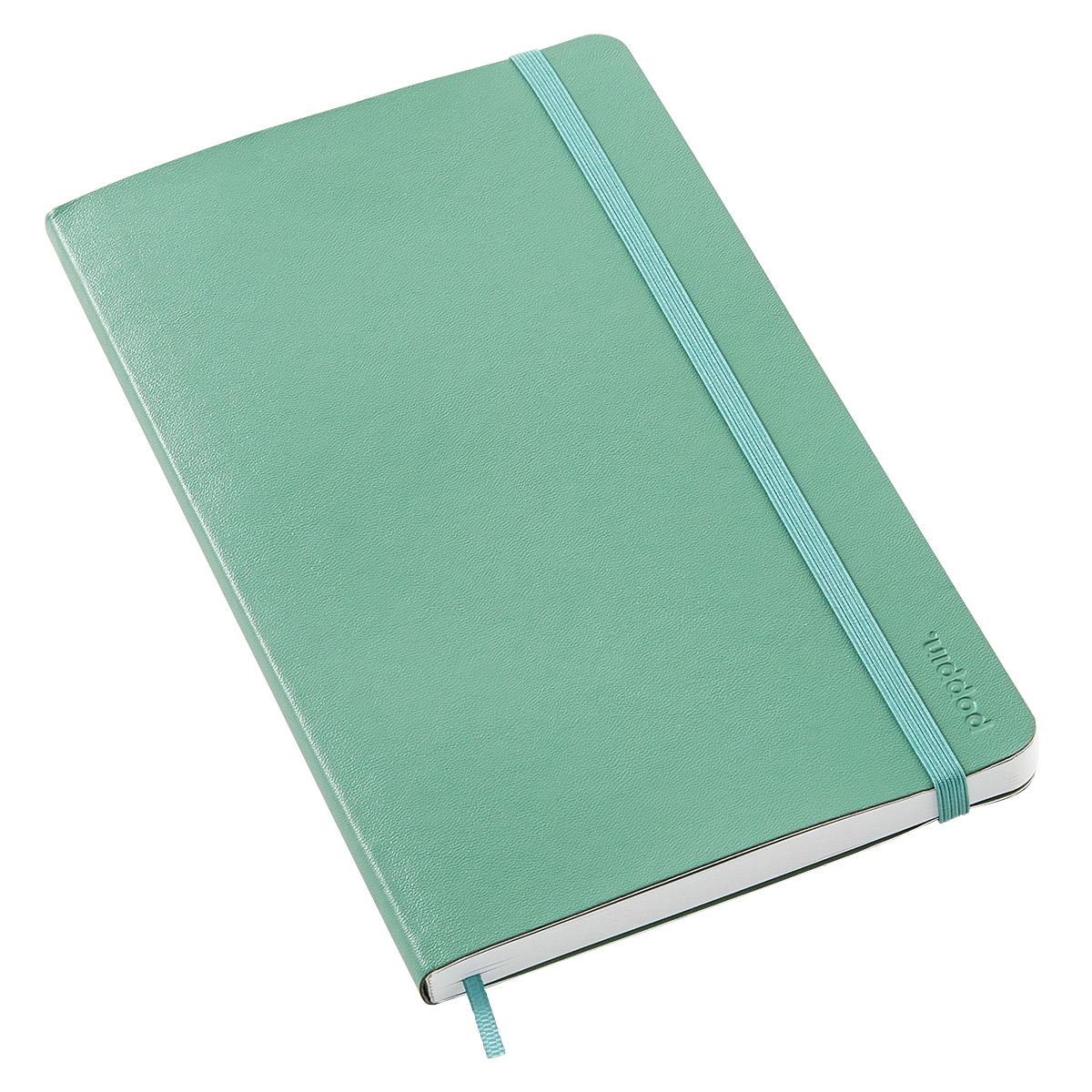 Sage Poppin Medium Soft Cover Notebook
