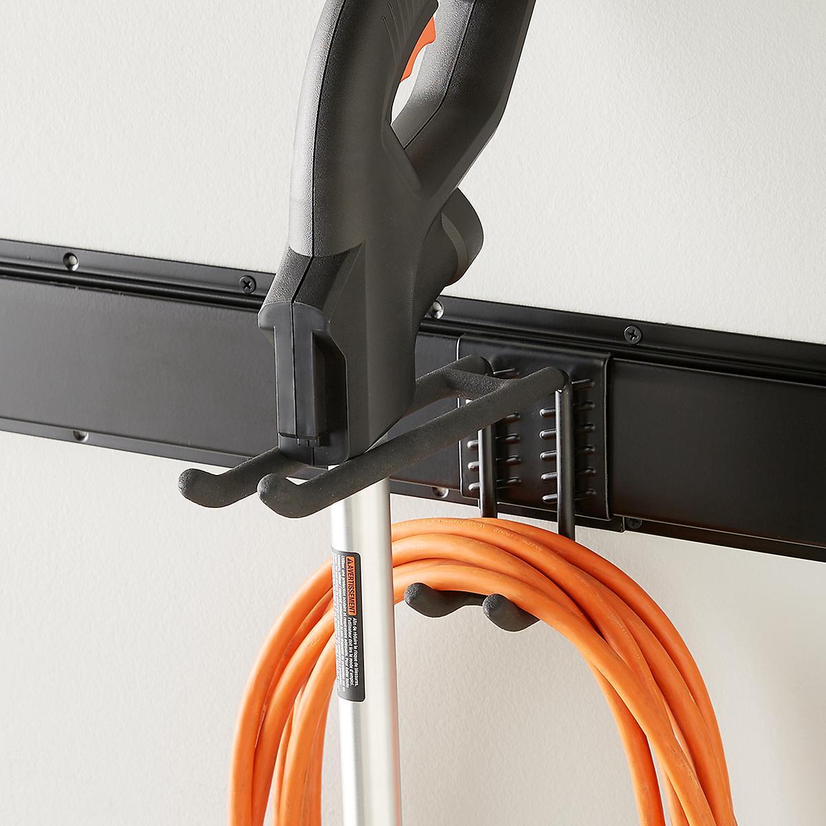 Black Dual Utility Hook