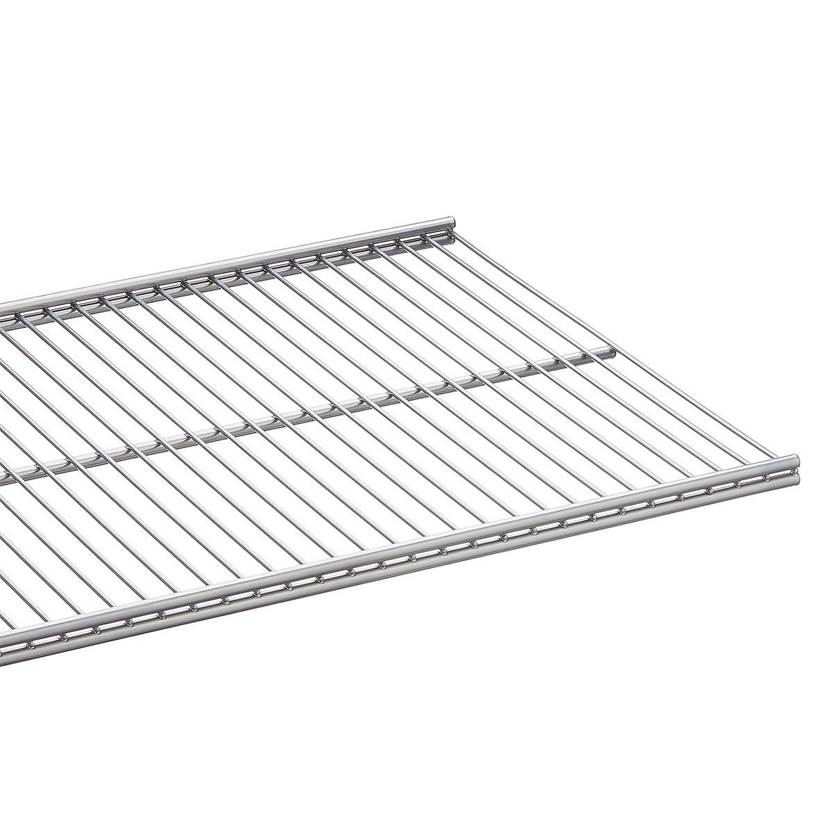 Platinum Elfa Ventilated Wire Shelves