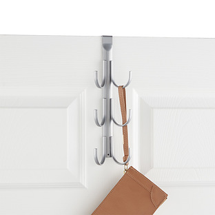 Lynk Over the Door 6-Hook Rack