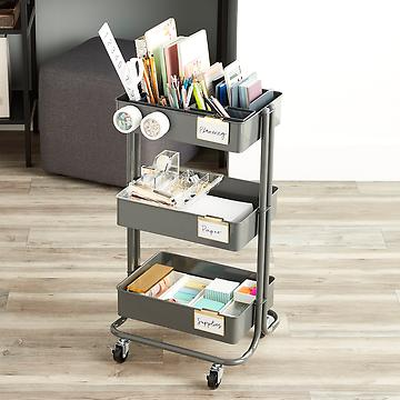 3-Tier Carts & Accessories