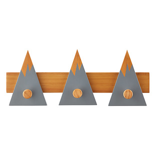 Mountain Hook Rack