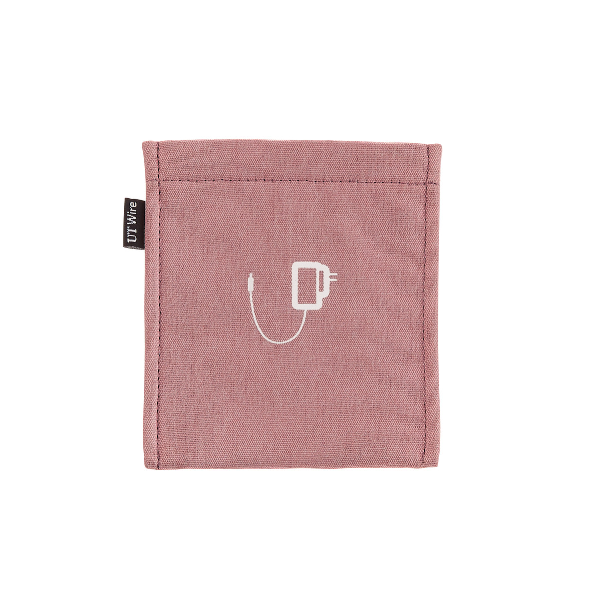 Rose Pink Charger Accessory Pouch