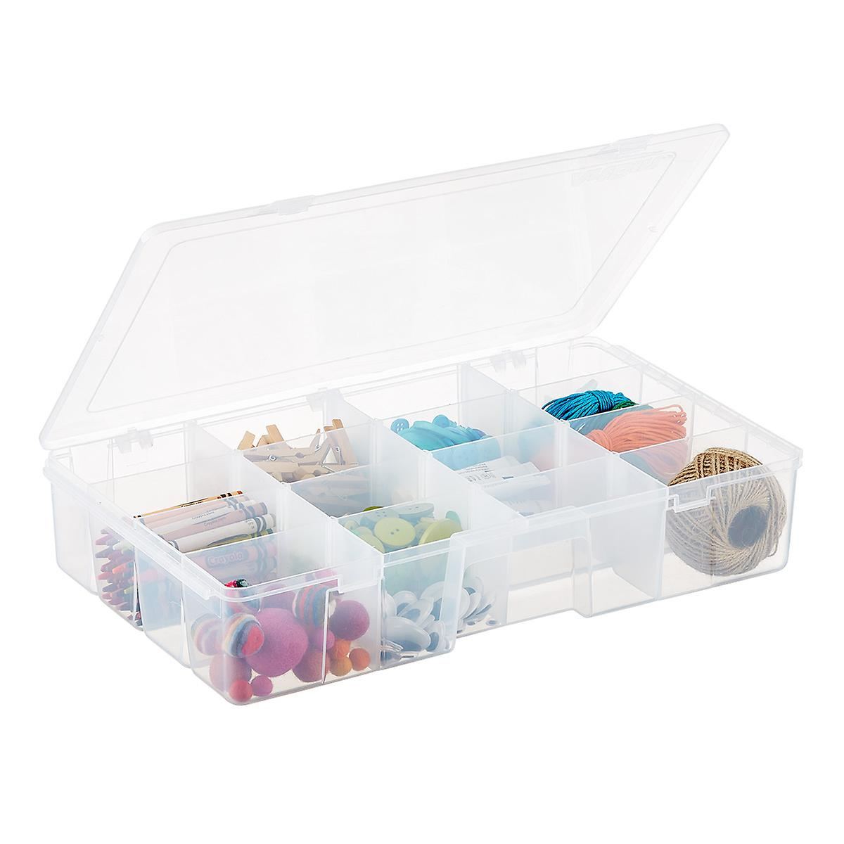 X-Large 16-Compartment Solutions Box