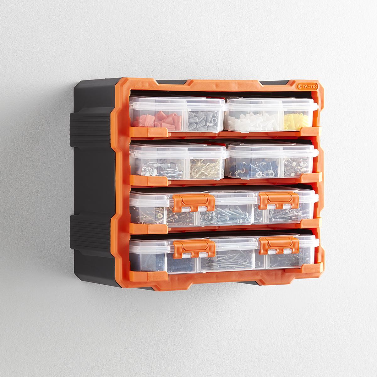Parts Box Storage Tower