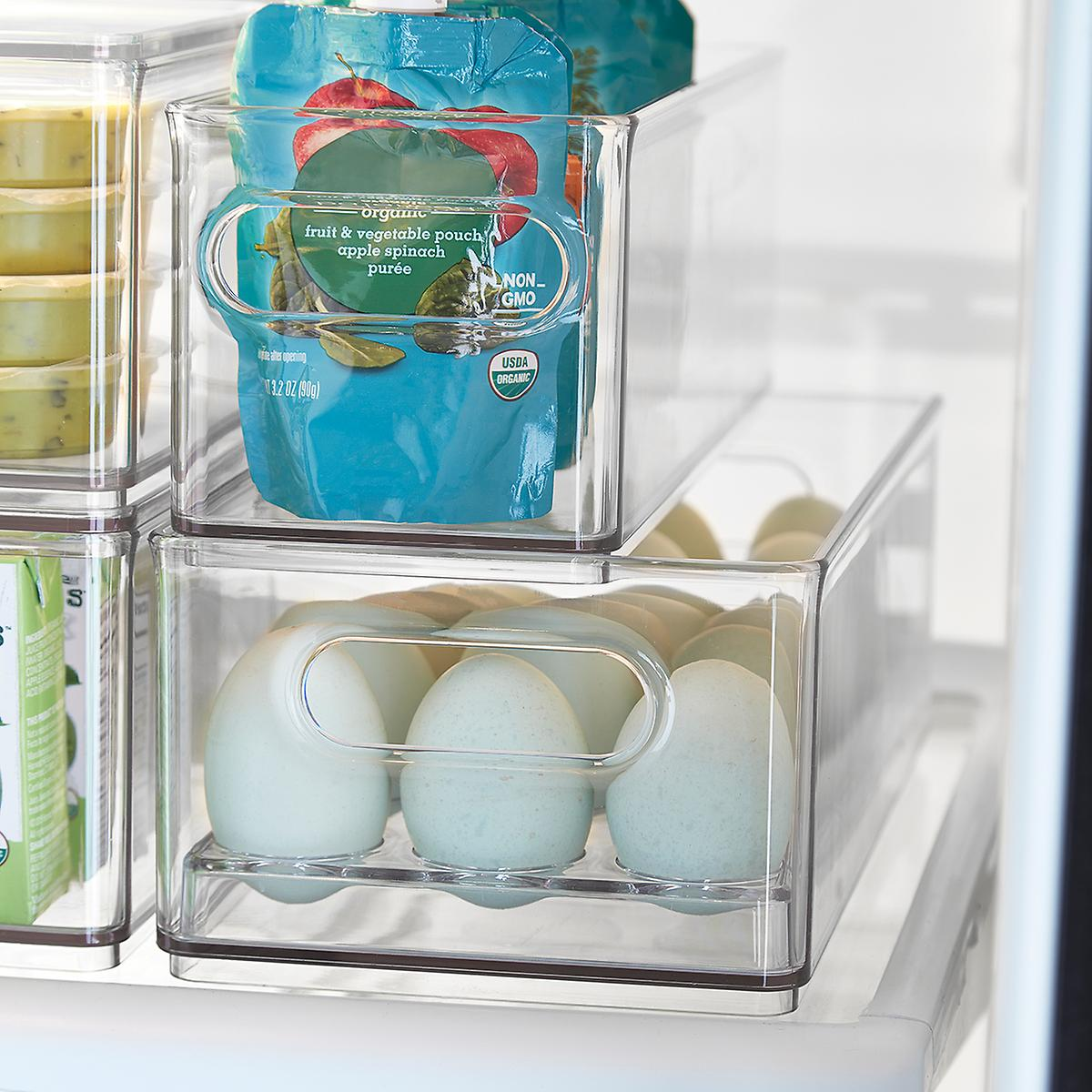 The Home Edit Egg Bin