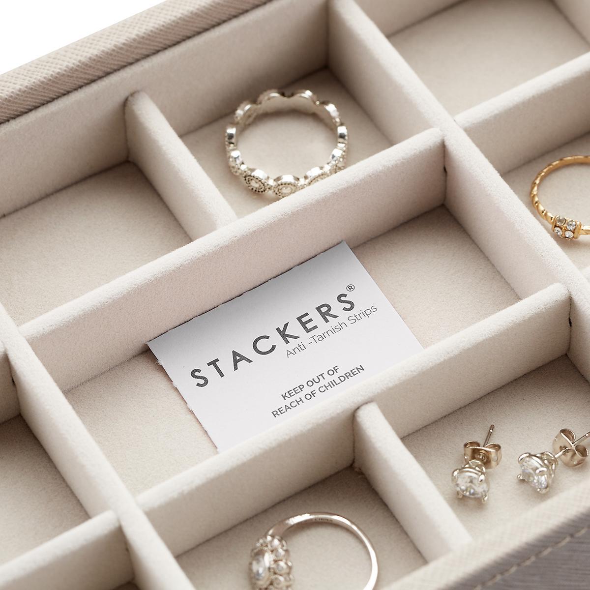 Stackers Anti-Tarnish Strips