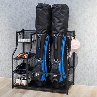 Heavy-Duty Golf Storage