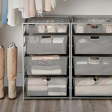Elfa Drawer Systems